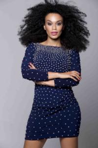 5TH AFRIMA Hostess; Pearl Thusi