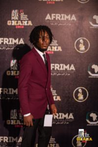Stephane attends the 2018 AFRIMA Awards in Accra, Ghana