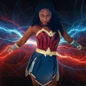 Eloli Wonder Woman