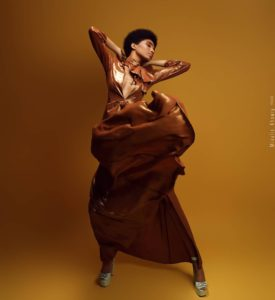 Fashion: Miss Cameroon 2013 Ayena Valerie Shares Awe-Inspiring Photos