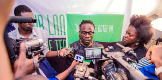 Greenpeace Africa & Cameroonian Artists Launched Campaign Against Land Grabbing